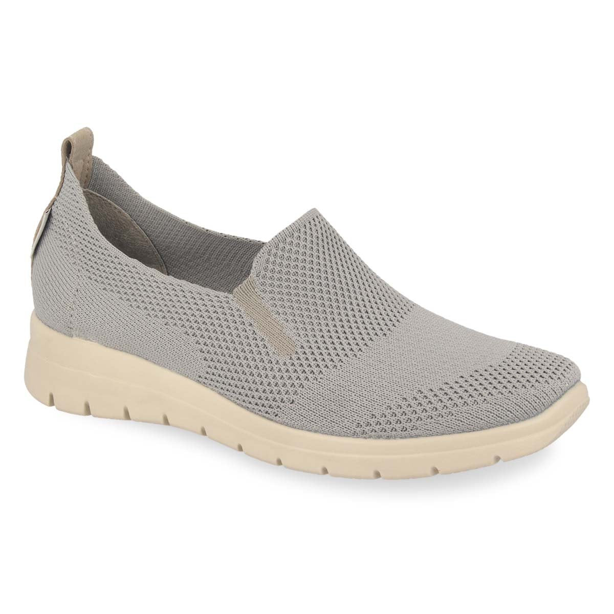Photo of the Cloth Woman Shoe Grey (27d38kq)