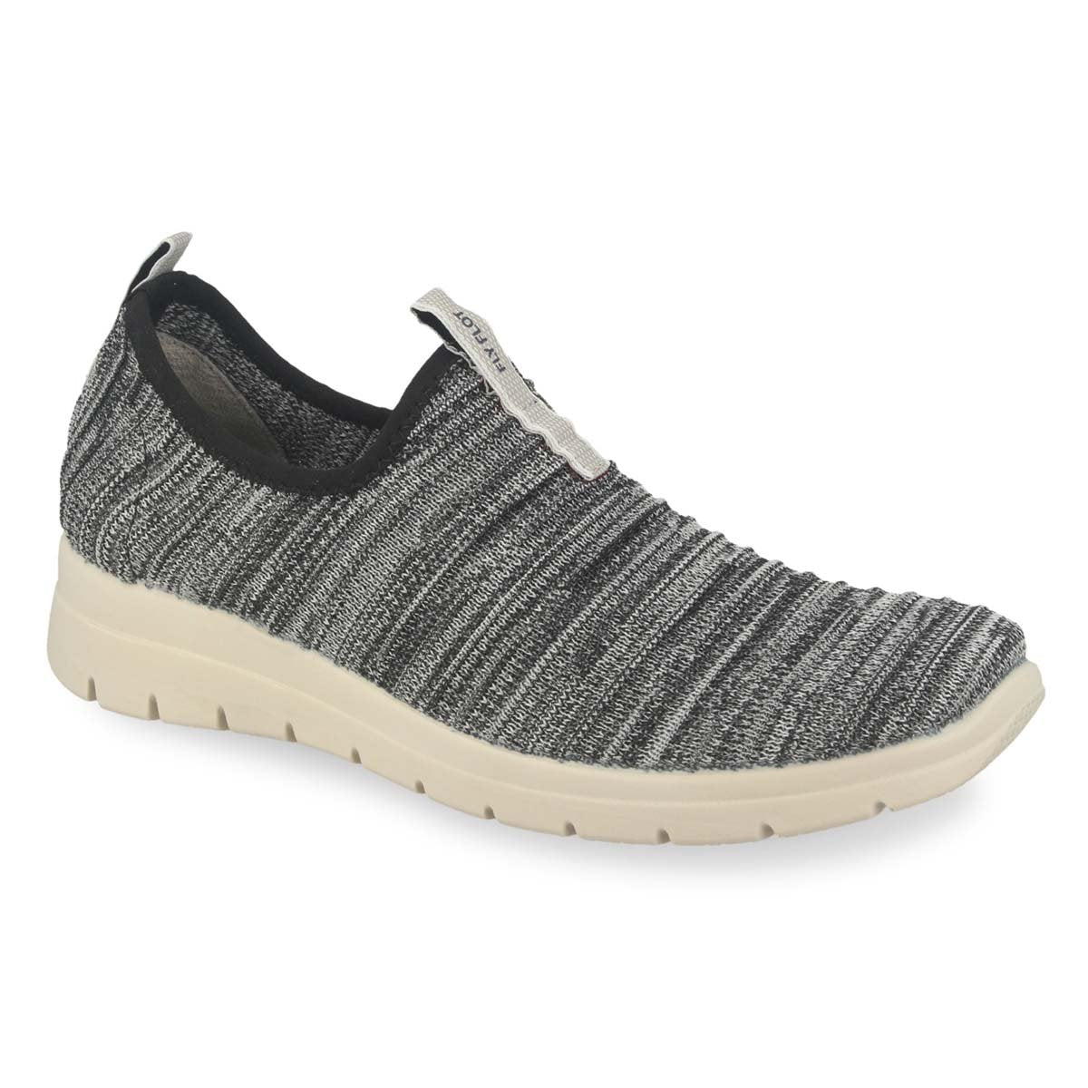 Photo of the Cloth Woman Shoe Grey (27f02nq)