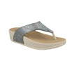 Photo of the Synthetic Woman Slipper Grey (38e60a2)