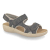 Photo of the Cloth Woman Sandal Grey (55f37cb)