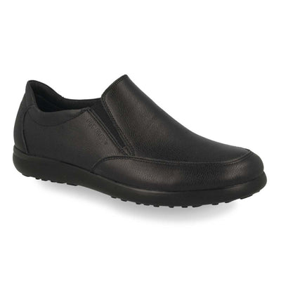 See photos Leather Man Shoe Black (146253B)