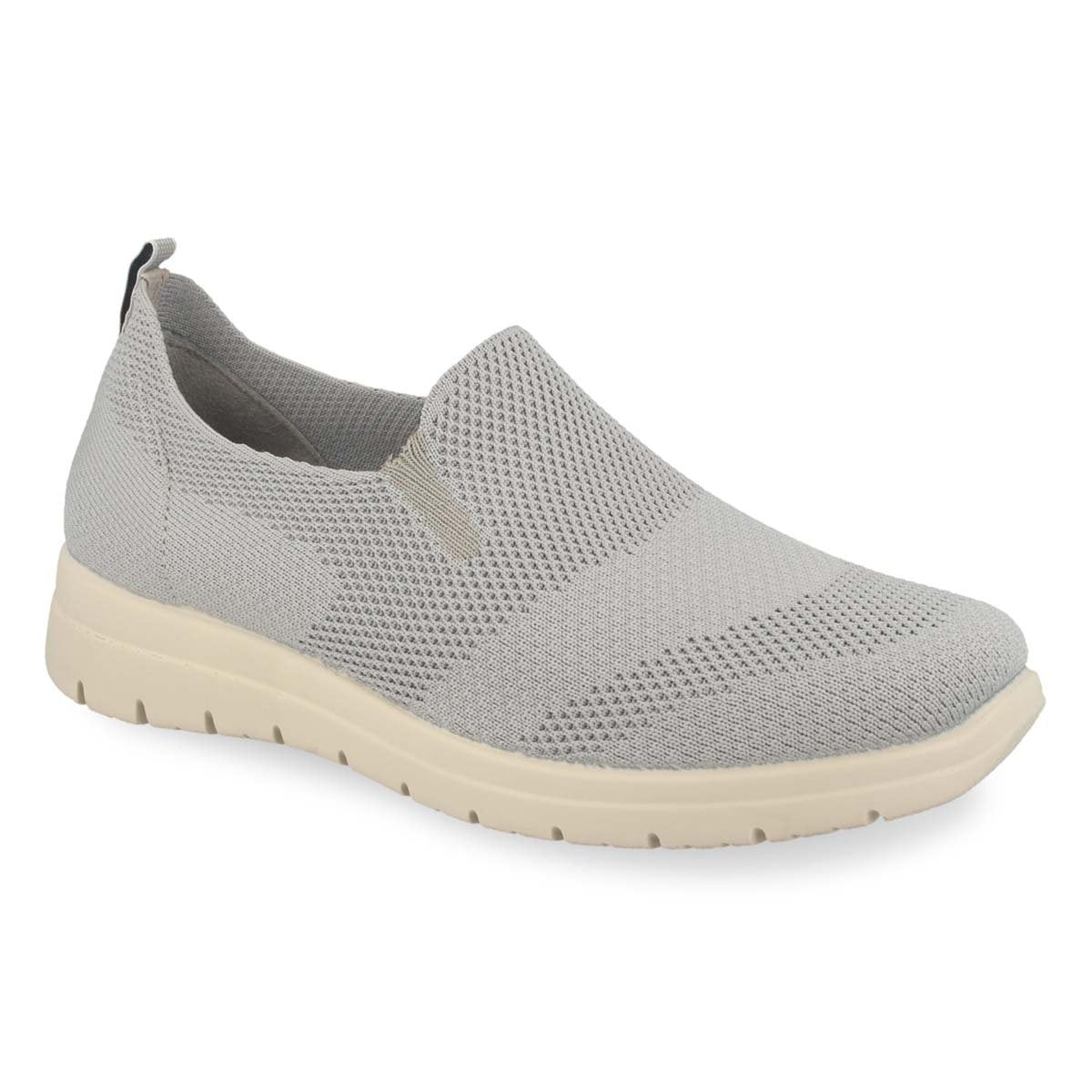 Photo of the Cloth Man Shoe Grey (66117kq)