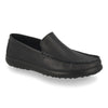 See photos Leather Man Mocassin Black (14045KG)