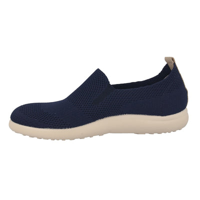 Cloth Man Shoe Dark Blue  (140192   KZ)