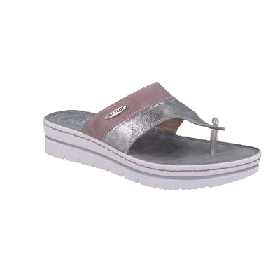 See photos Leather Woman Slipper Lilac (25B80LG)