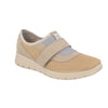 Cloth Woman Shoe Beige  (270B59   SQ)