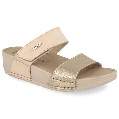 See photos Leather Woman Slipper Beige (38C7912)