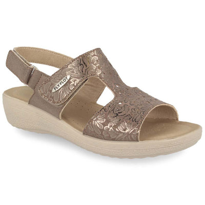 See photos Cloth Woman Sandal Taupe (55D69HB)