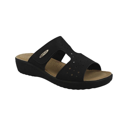 See photos Synthetic Woman Slipper Black (55D70CB)