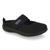 See photos Cloth Woman Slipper Black (P5D33FR)