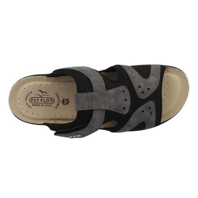 Synthetic Man Slipper Grey  (S50177   LB)