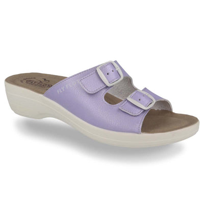 See photos Synthetic Woman Slipper Lilac (T5C24JB)