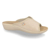 Photo of the Cloth Woman Slipper Beige (T4429eb)