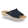 Photo of the Cloth Woman Slipper Blue (T4429fb)