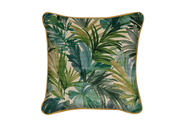 Bahamas Cushion, Green
