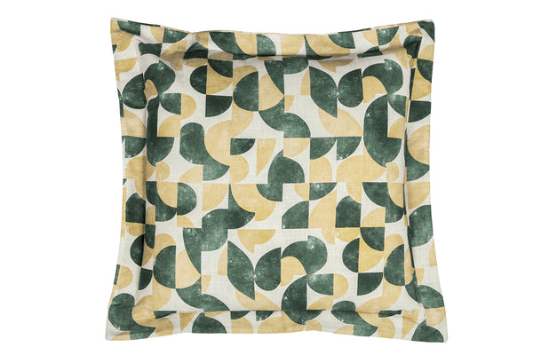 Audrey Large Cushion, Green
