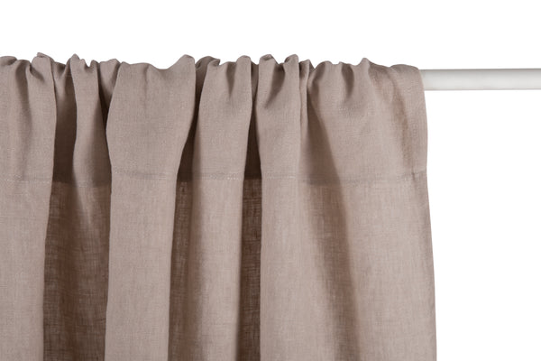 Norton Curtains, Light Taupe