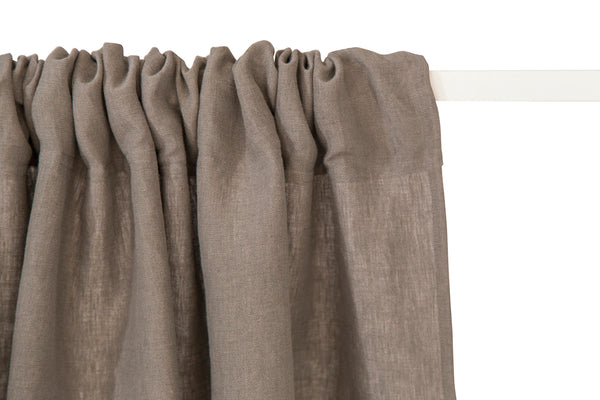 Norton Curtains, Taupe