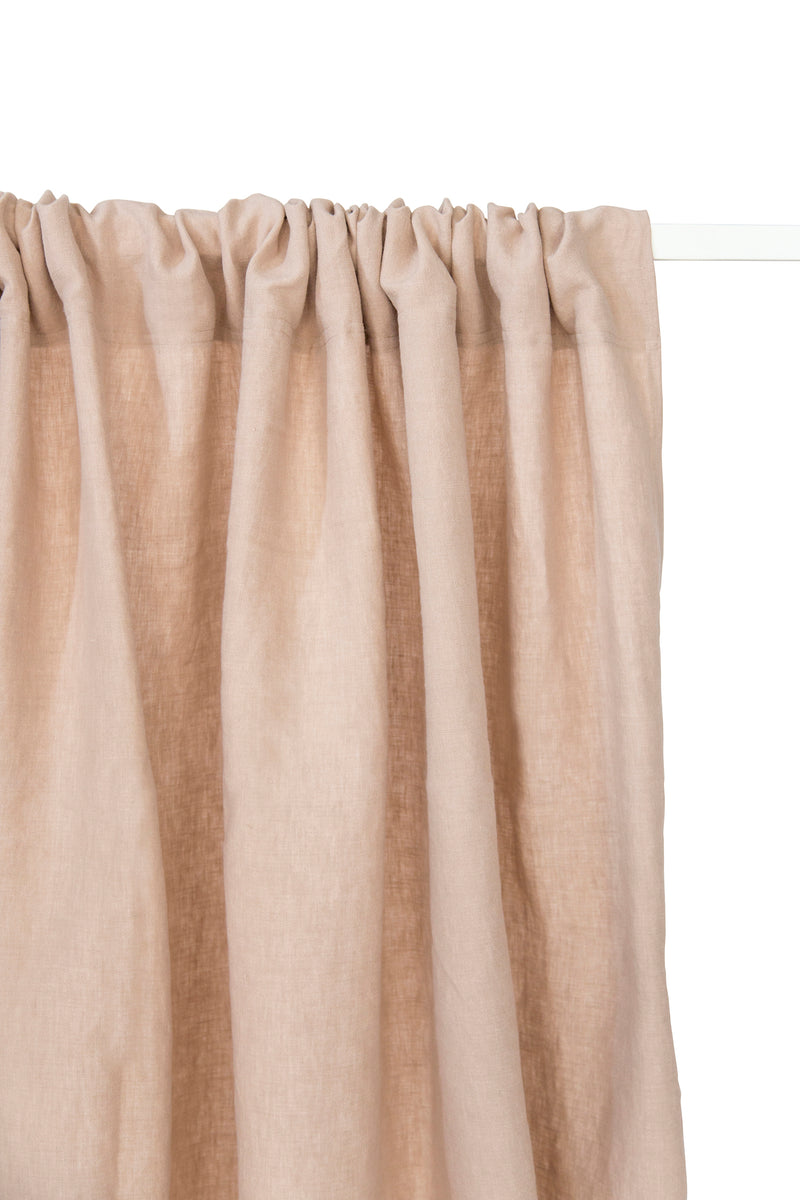 Norton Curtains, Pink
