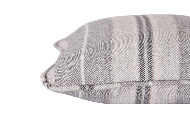 Lochness Cushion, Grey