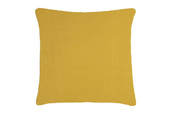 Merlin Cushion, Yellow
