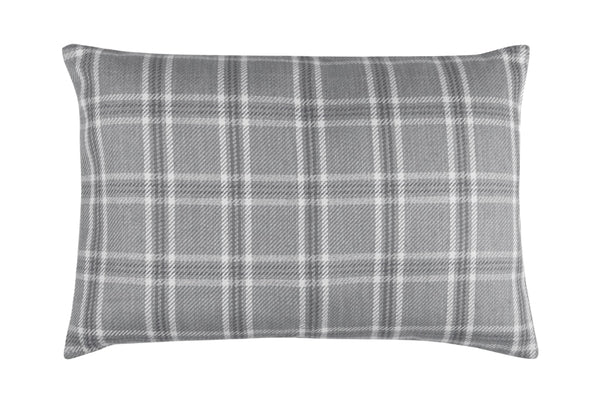 Oxford Rectangular Cushion, Grey