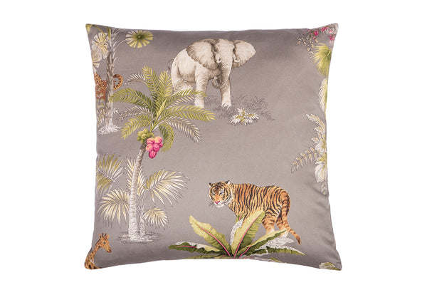 Wild Jungle Cushion, Animal Print