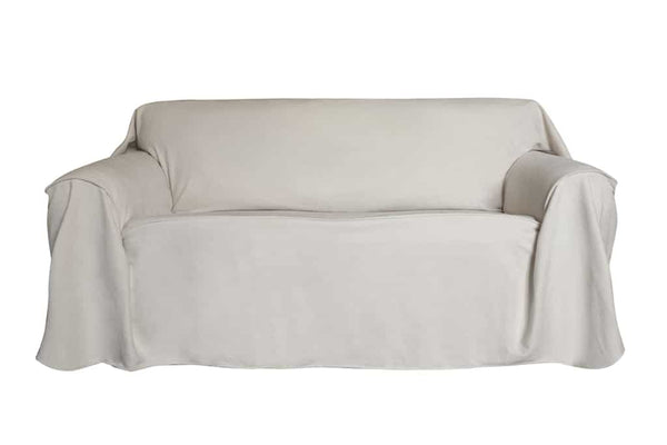 Jacob Sofa Cover, Beige
