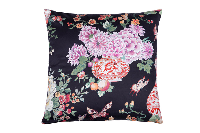 Shanghai Cushion, Black