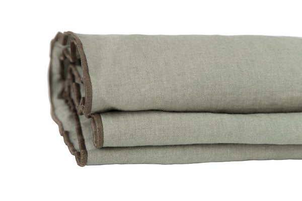 Norton Sofa Cover, Green