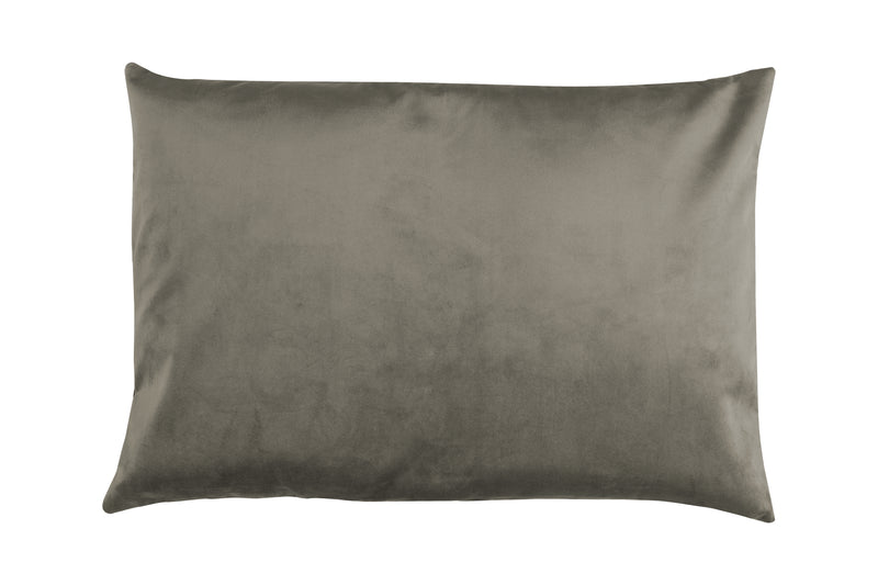 Wally Rectangular Cushion, Light Grey