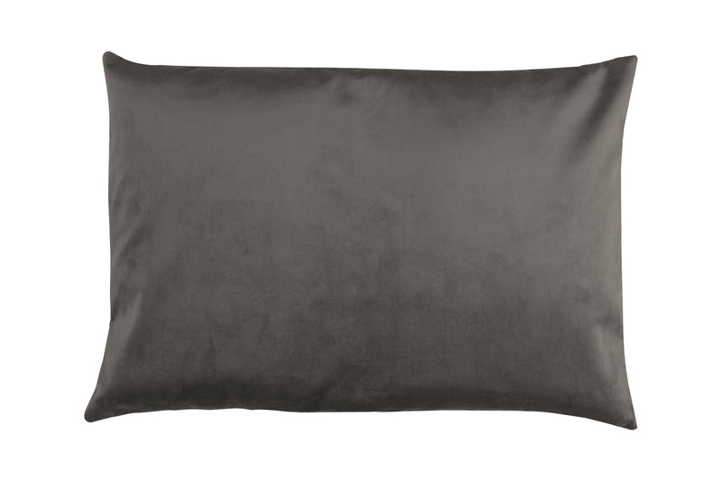 Wally Rectangular Cushion, Grey