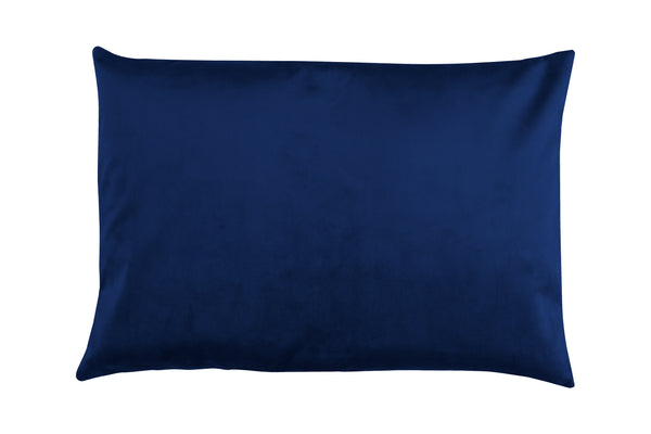 Wally Rectangular Cushion, Blue Royal