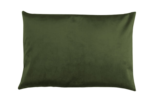 Wally Rectangular Cushion, Green