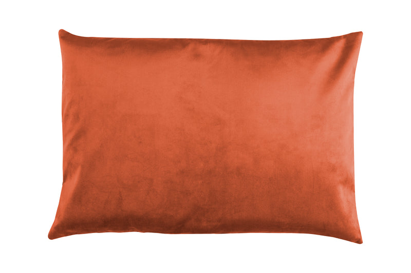 Wally Rectangular Cushion, Orange