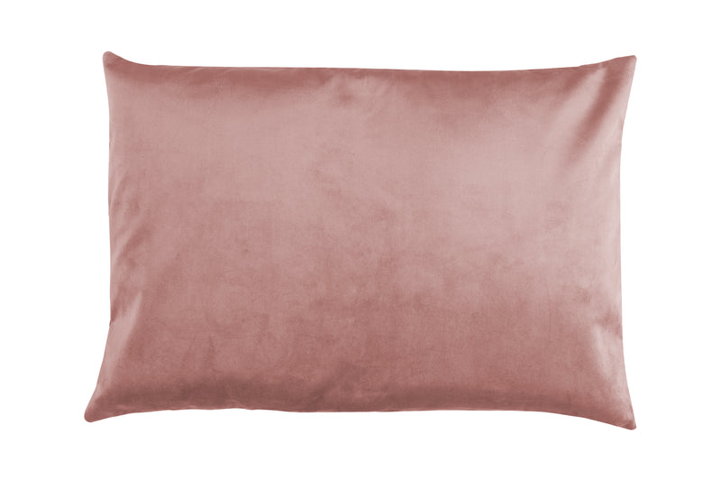 Wally Rectangular Cushion, Light Pink