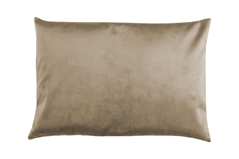 Wally Rectangular Cushion, Beige