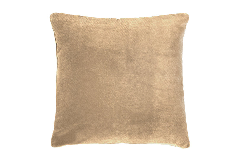 Martin Cushion, Light Brown