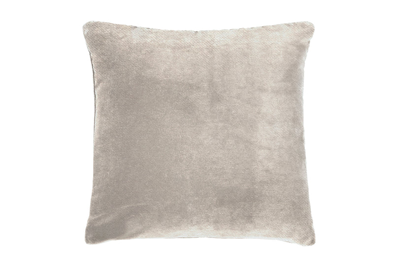 Martin Cushion, Light Grey