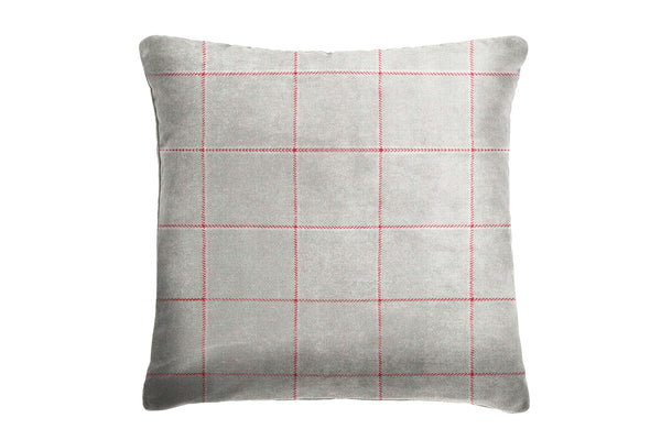 Meadow Large Cushion, Red