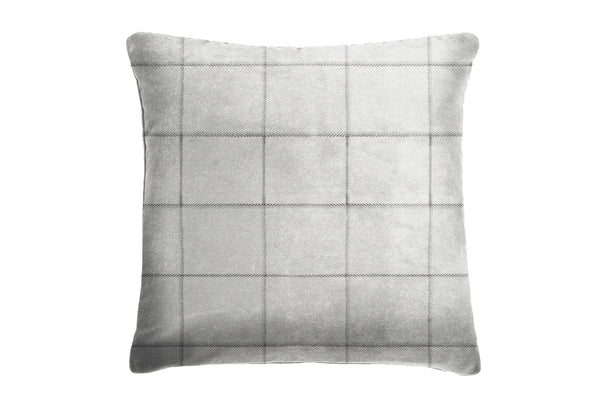 Meadow Large Cushion, White