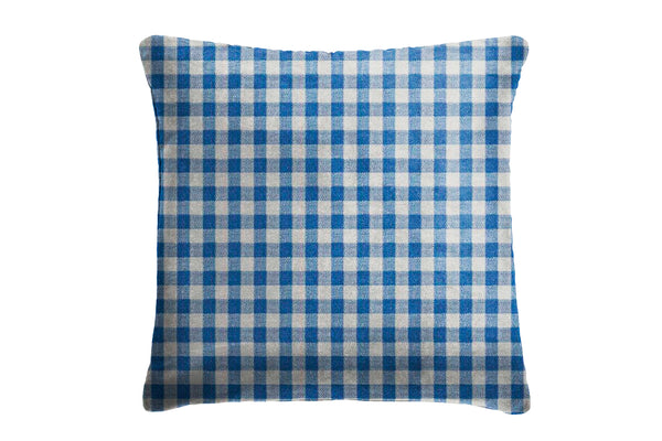 Playground Large Cushion, Blue