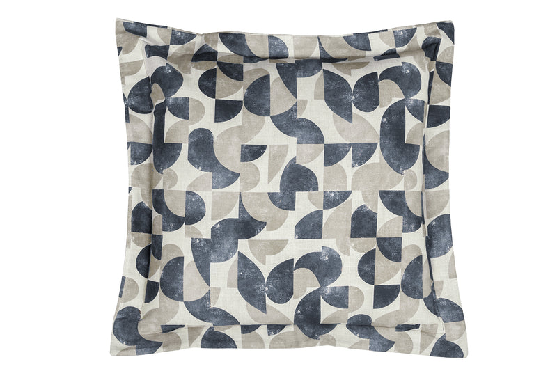 Audrey Large Cushion, Grey