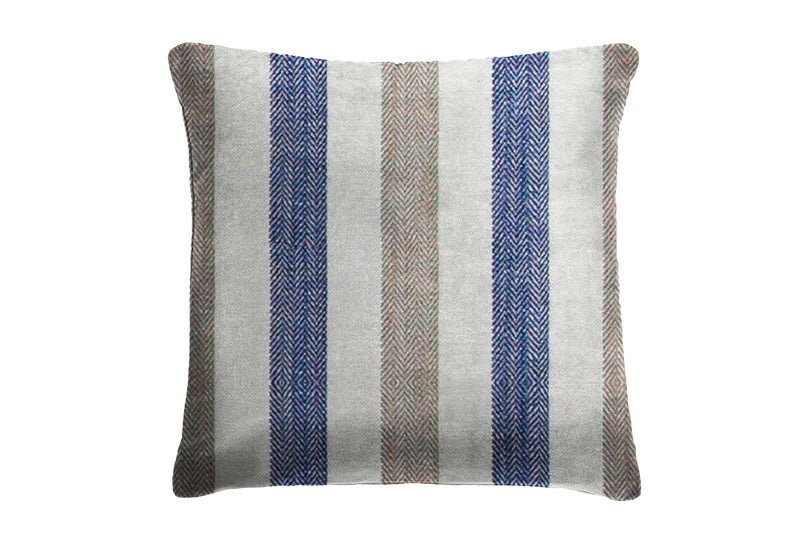 Recreation Large Cushion, Blue