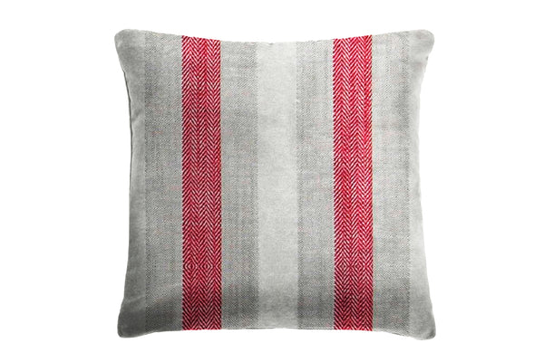 Recreation Large Cushion, Red