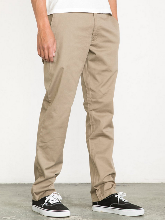 Week-End Stretch Straight Fit Pant
