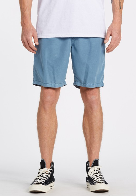 New Order Overdye Submersible Walkshort - Washed Blue