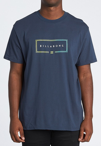 Union Short Sleeve Tee - Navy