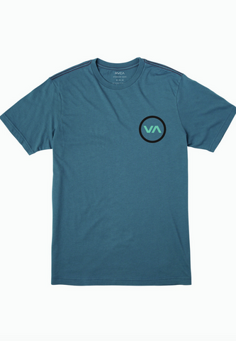 VA Mod Tee - China Blue