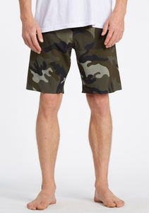 Tribong Airlite Boardshorts - Olive Camo